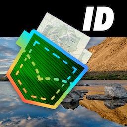 Idaho Pocket Maps