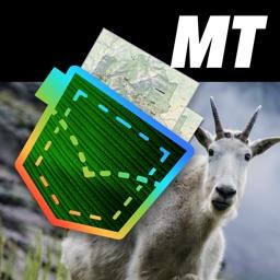 Montana Pocket Map