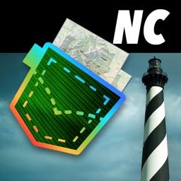 North Carolina Pocket Maps