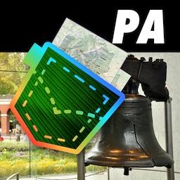 Pennsylvania Pocket Maps