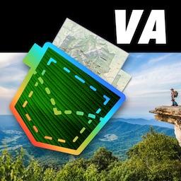 Virginia Pocket Maps